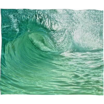Lisa Argyropoulos within the Eye Throw Blanket Size: Medium