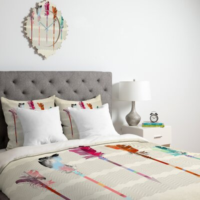 Emmanuel Feathered Arrows Duvet Cover Collection