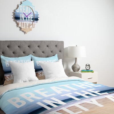 Leah Flores Breathe Duvet Cover Collection
