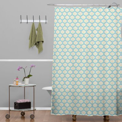 Sabine Reinhart Into The Sky Shower Curtain