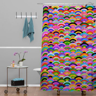 Fimbis A Good Day Shower Curtain