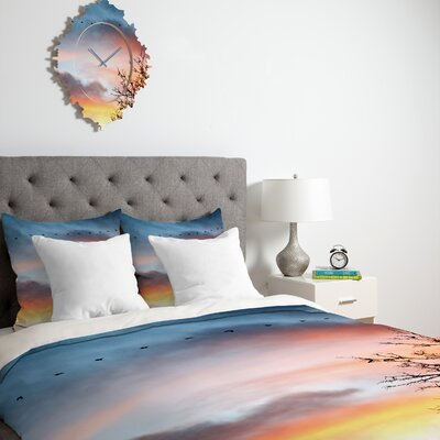 Bird Wanna Whistle Bird Line Duvet Cover Collection
