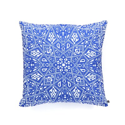 Aimee St Hill Throw Pillow Size: Large