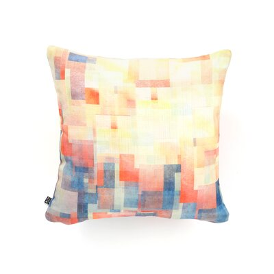 Jacqueline Maldonado Cubism Dream Throw Pillow Size: 16 x 16