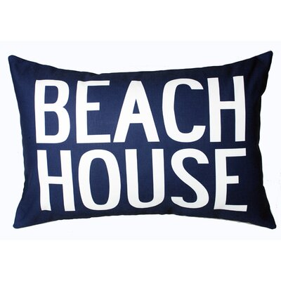 Beach House Lumbar Pillow