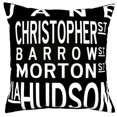 West Village Throw Pillow