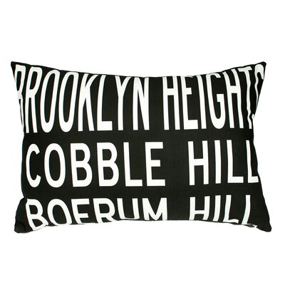 Brooklyn Heights Lumbar Pillow