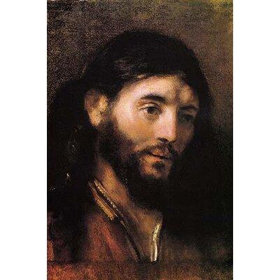 'Head of Christ' Painting Print 0-587-29005-6