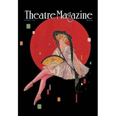 Theatre Magazine Vintage Advertisement