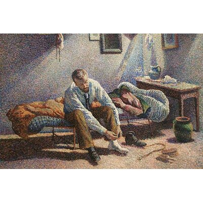 'Morning Interior' by Maximillen Luce Painting Print 0-587-60304-L