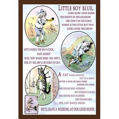 Little Boy Blue Graphic Art 0-587-13468-2