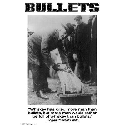 'Bullets' by Wilbur Pierce Photographic Print 0-587-24815-7