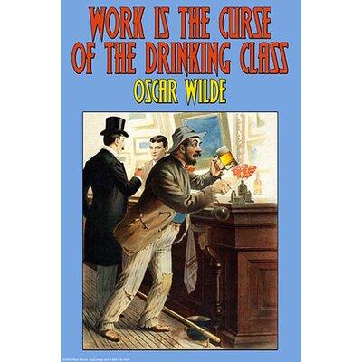 'Work in the Curse' by Wilbur Pierce Wall Art