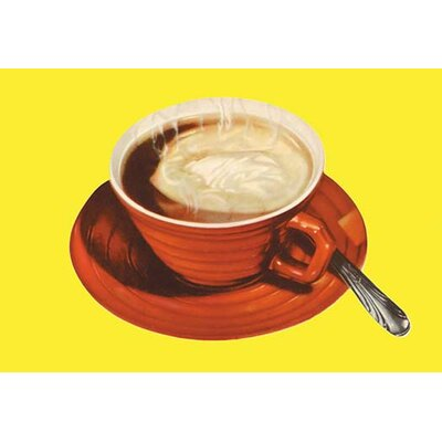 'Hot Cup of Cocoa' Graphic Art 0-587-14591-9C2436