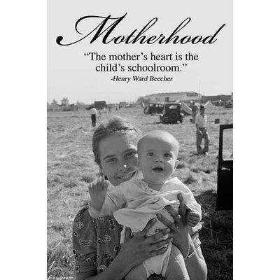 'Motherhood' by Wilbur Pierce Photographic Print 0-587-24579-4