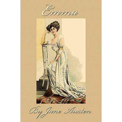 'Emma' by Jane Austen Graphic Art 0-587-25613-3