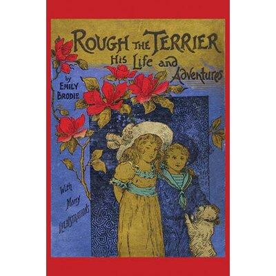 'Rough the Terrier' Vintage Advertisement 0-587-21446-5