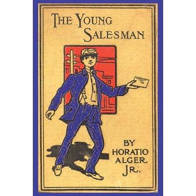 'Young Salesman' by Horatio Alger Vintage Advertisement 0-587-21498-8