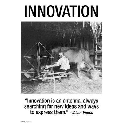 'Innovation' by Wilbur Pierce Photographic Print 0-587-24717-7