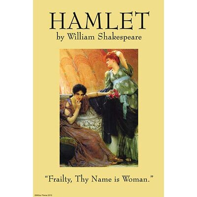 an analysis on hamlets nature and morals in hamlet by william shakespeare What is the moral of hamlet the nature of this flaw provides a sunday school lesson for all of 1 the son of william shakespeare (he was called hamnet.