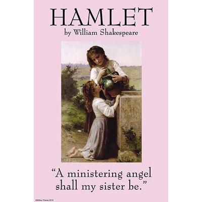 'Hamlet' by William Shakespeare Graphic Art 0-587-27174-4