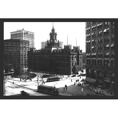 Campus Maritus, Detroit by William Henry Jackson Framed Photographic Print