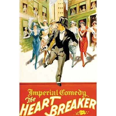 'The Heart Breaker' Vintage Advertisement 0-587-62152-LC2436