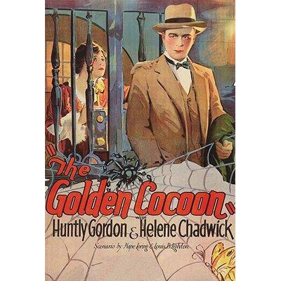 'Golden Cocoon' Vintage Advertisement 0-587-62384-LC4466