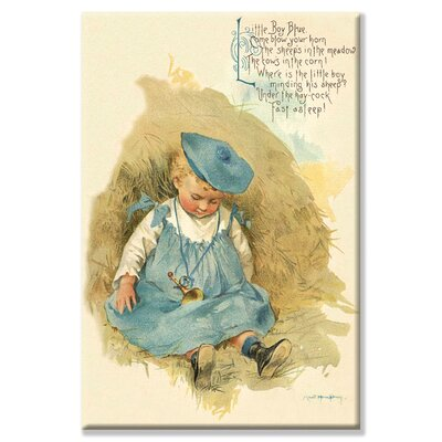 'Little Boy Blue' Painting Print 0-587-04810-7