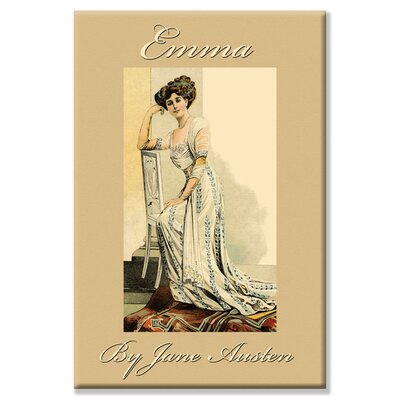 Emma by Jane Austen Graphic Art on Wrapped Canvas 0-587-25613-3C2030