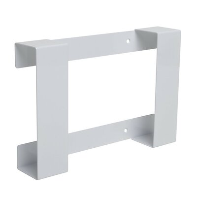 Wii U Wall Mount Bracket Finish: White