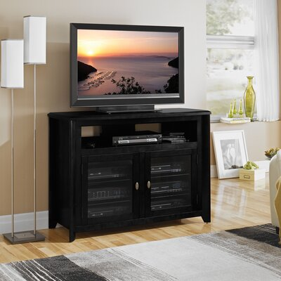"Wildon Home Dana 50"" TV Stand - Finish: Black at Sears.com"