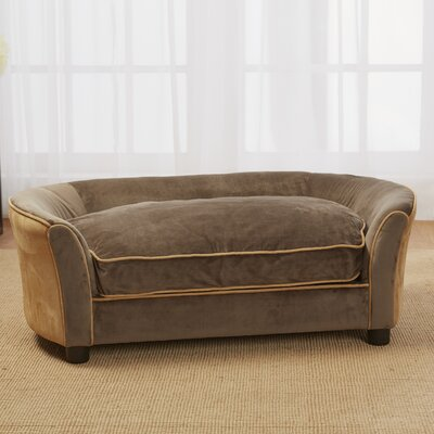 Panache Dog Sofa with Cushion