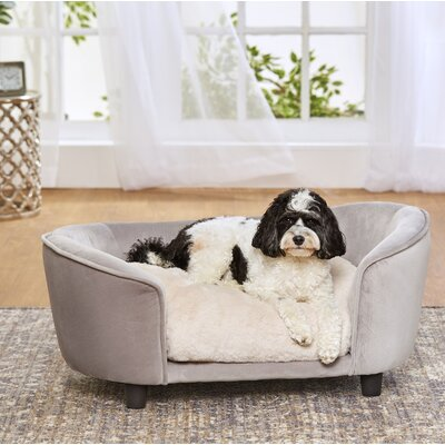 Lowenthal Hudson Ultra Plush Dog Sofa