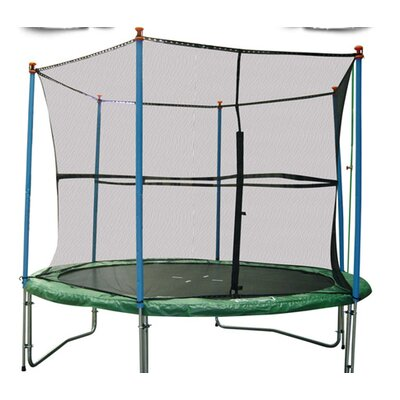 Super Jumper 14' 12 Pole Magic Enclosure for Trampoline at Sears.com