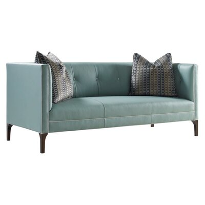 Danes Leather Chesterfield Sofa