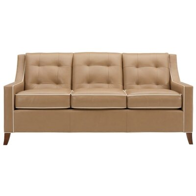 Fitzgerald Leather Sofa