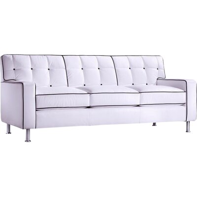 Raquelle Leather Sofa