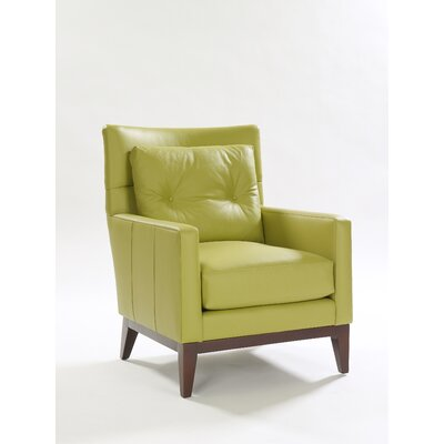Metro Leather Arm Chair