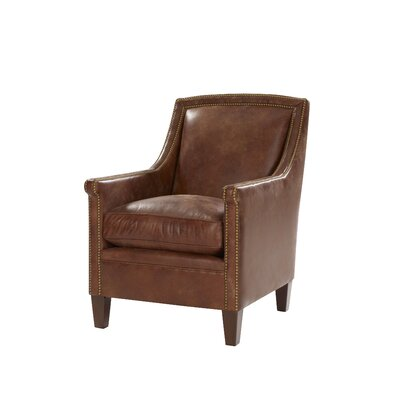 Santa Fe Leather Armchair