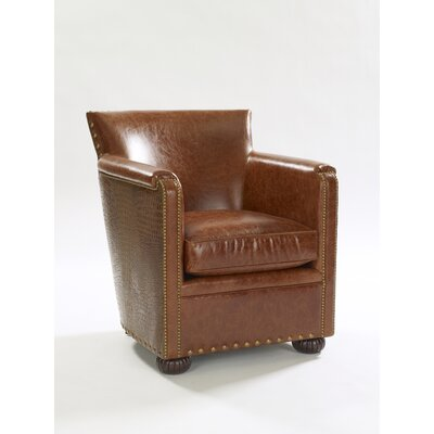 Tahoe Leather Armchair