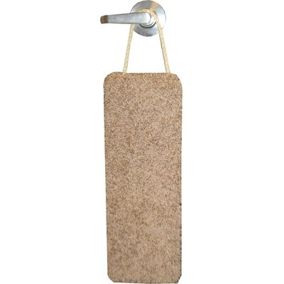 20 Door Scratching Board Color: Beige
