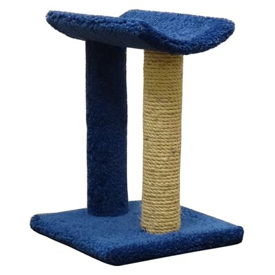 18 Premier Sisal Rope Cat Scratching Post Color: Blue