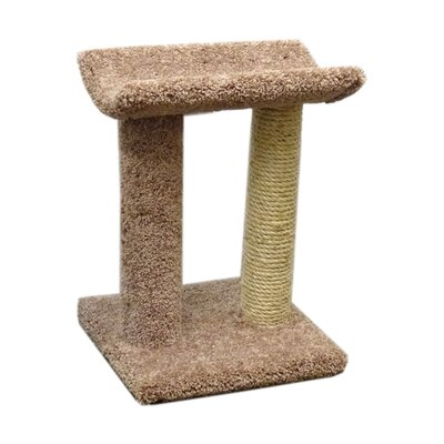 18 Premier Sisal Rope Cat Scratching Post Color: Brown