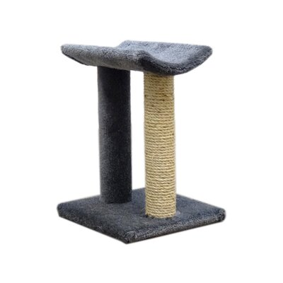 18 Premier Sisal Rope Cat Scratching Post Color: Gray