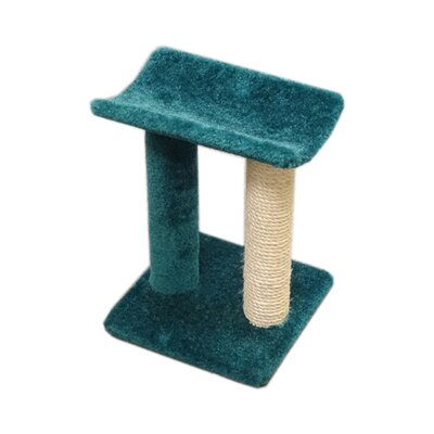18 Premier Sisal Rope Cat Scratching Post Color: Green