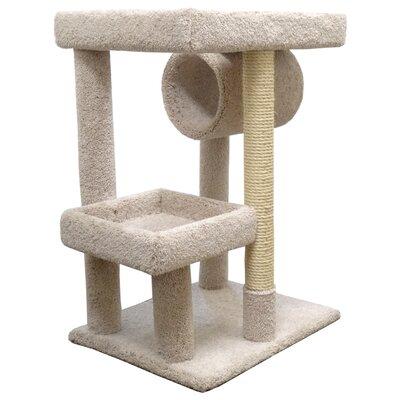 38 Premier Cat Perch Color: Beige