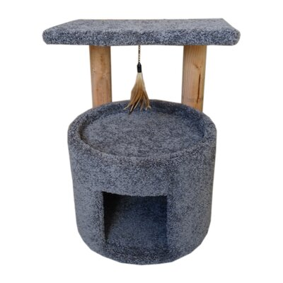 24 Premier Cat Perch Color: Gray