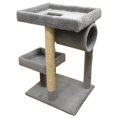 38 Premier Cat Perch Color: Gray