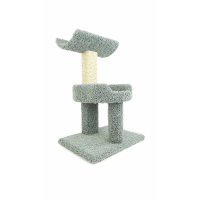 28 Premier Window Cat Perch Color: Green